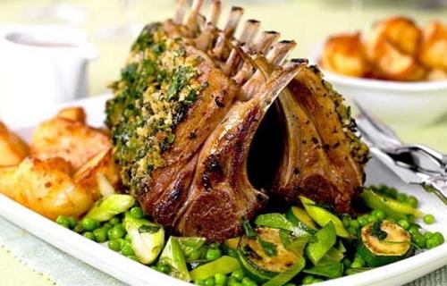 Nhập khẩu - Thịt cừu Úc